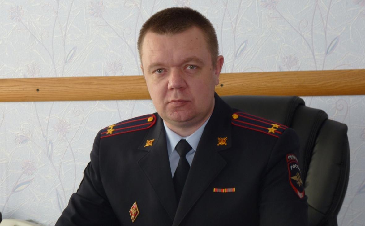 В России арестован высокий чин МВД по подозрению в сотрудничестве с СБУ