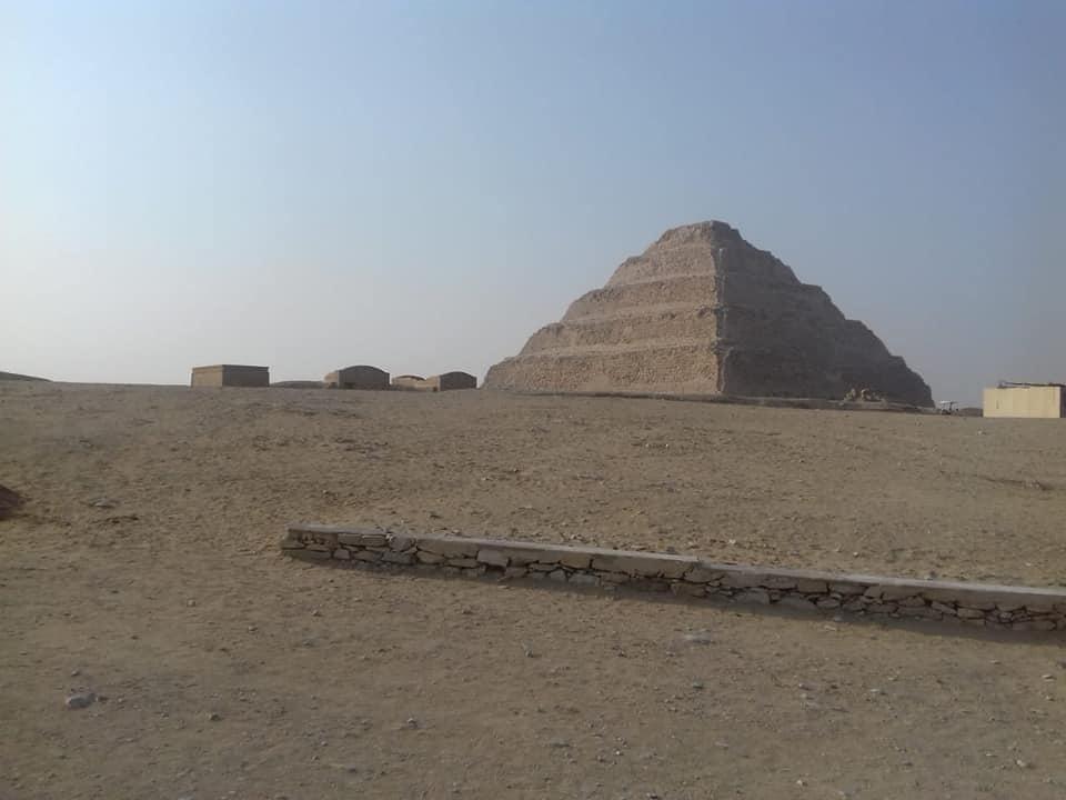 пирамида, пирамида джосера, реставрация, гробница, археология, открытие, посетители