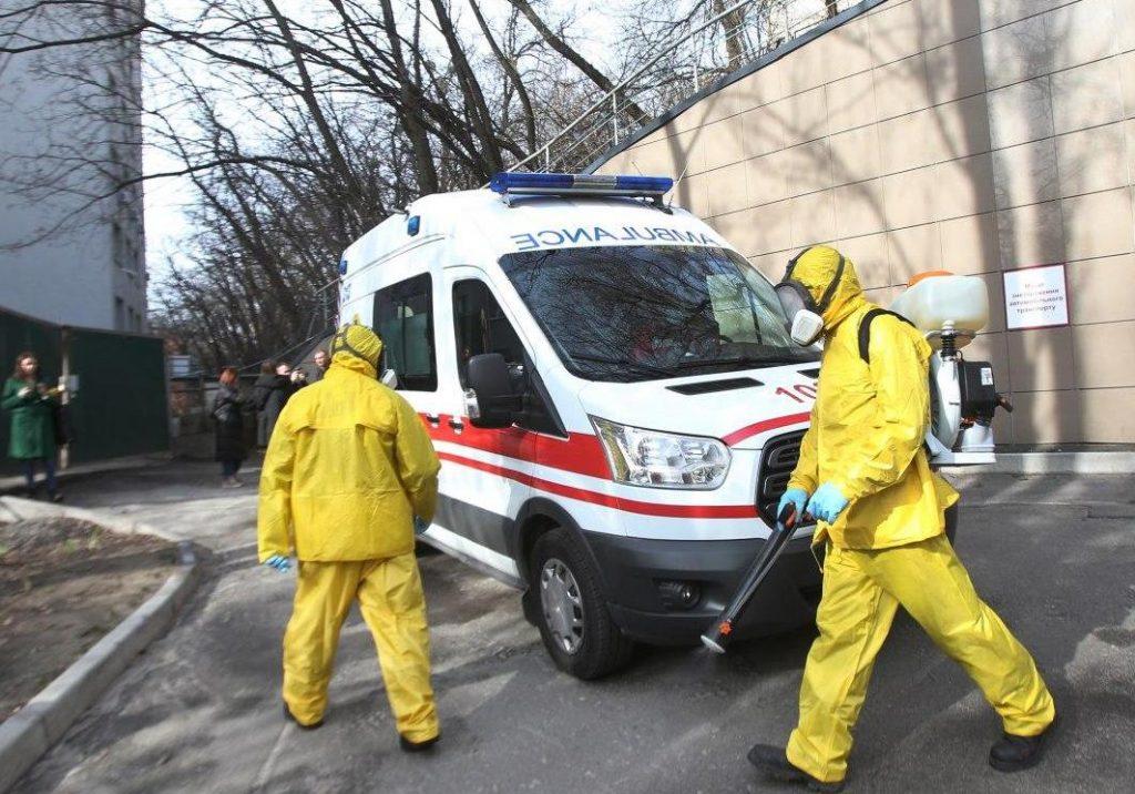 В Киеве зафиксирован резкий прирост случаев коронавируса