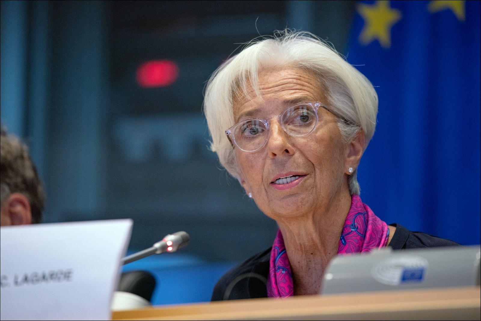 Кристин Лагард возглавила Европейский центральный банк