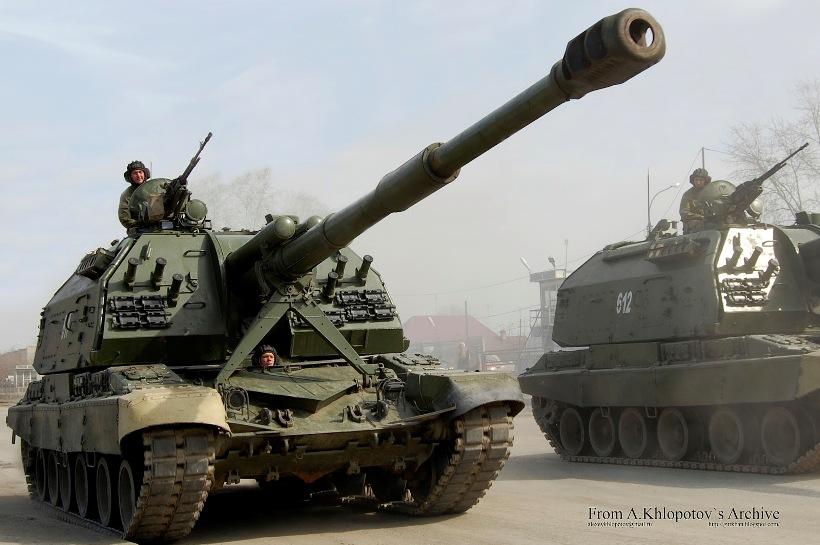 Россия готовится к большой войне с Украиной и стягивает войска к границе...