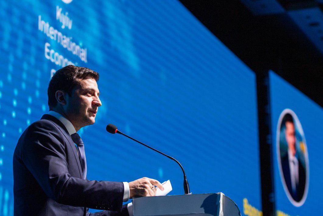 Зеленский поздравил украинцев с Днем письменности и языка