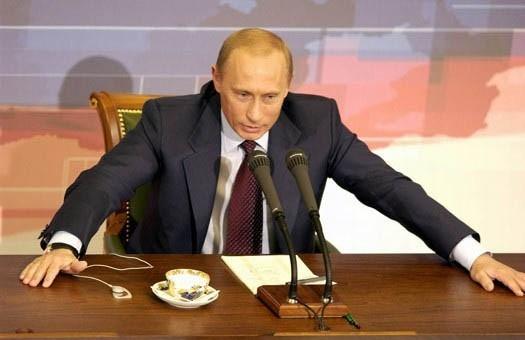 В кризисе виновна не только банковская сфера, - Путин