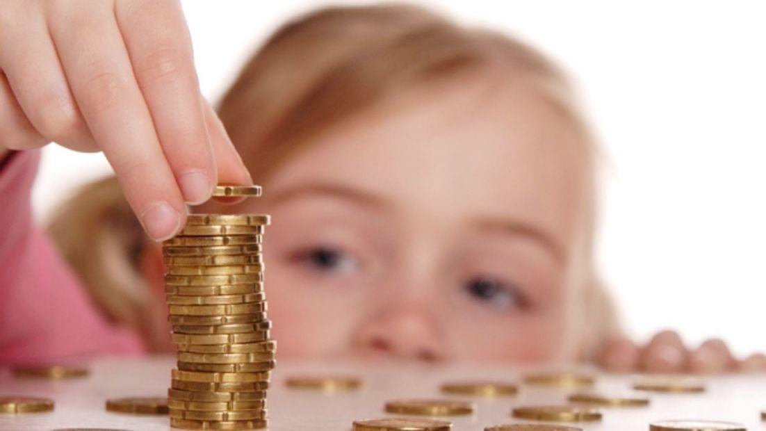 В 2018 году полмиллиона детей получили алименты, которые не платились де...