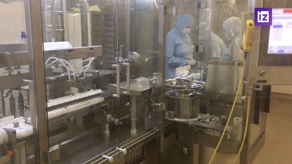 Названы побочные эффекты российской вакцины от коронавируса