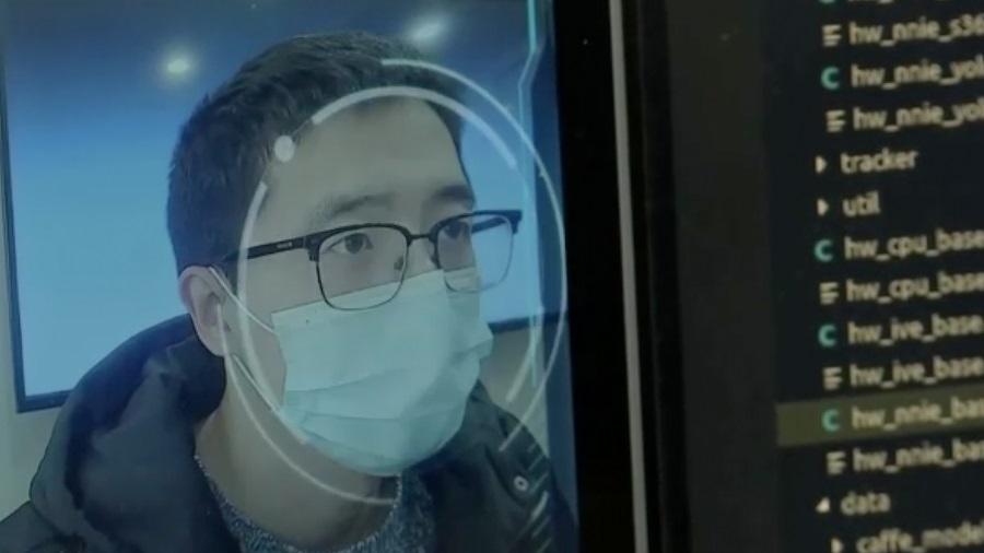 Большой брат ослеп. Исследование показало, что маски блокируют технологи...