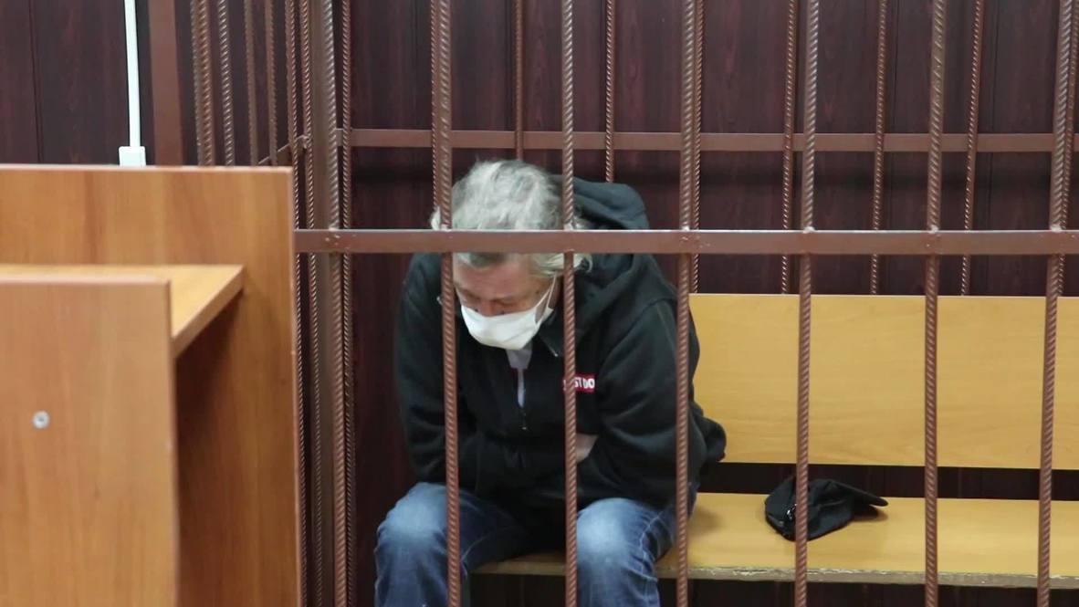 Ефремов готов усыновить детей погибшего по его вине в ДТП
