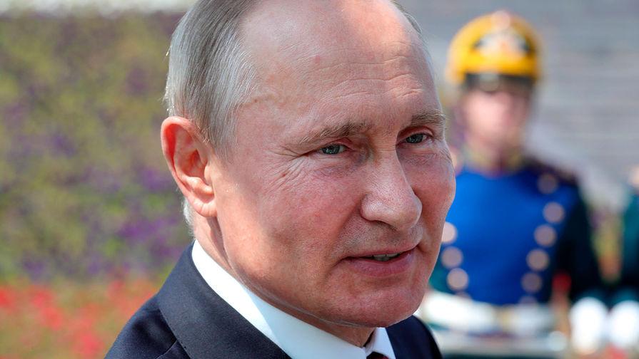 Путин допускает, что пойдет на новый срок