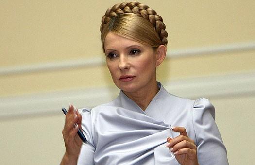 Тимошенко начинает говорить о победе над эпидемией