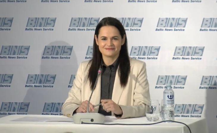 """Тихановская рассказала, когда вернется """"освобождать Беларусь"""""""