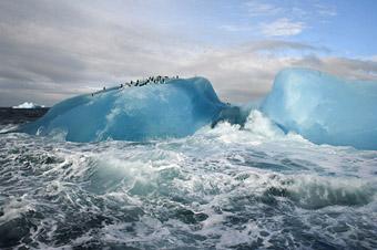 Мировой океан не успевает впитывать все выбросы СО2