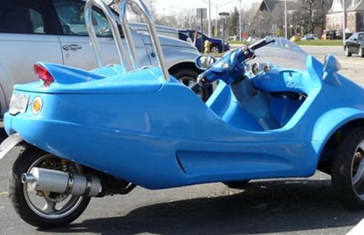 Scoot Coupe – новый вид транспорта для города