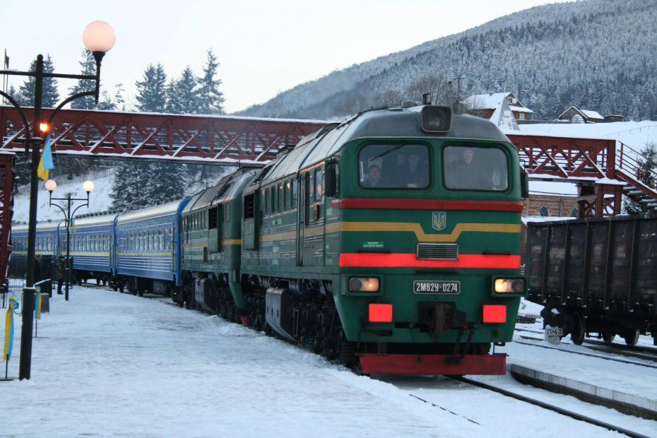 Укрзализныця назвала самые прибыльные поезда