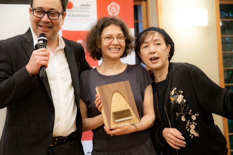 Украинский фильм получил гран-при кинофестиваля в Японии