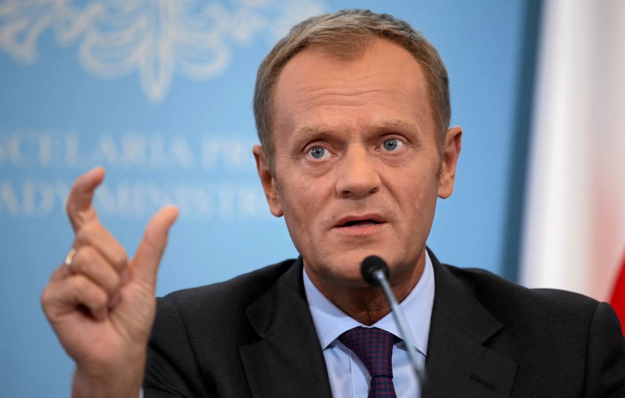 Туск позитивно оценил подготовку безвизового режима Украины с ЕС