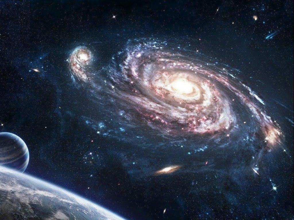 Между звезд. Ученые рассказали, откуда могли произойти запасы воды и неф...