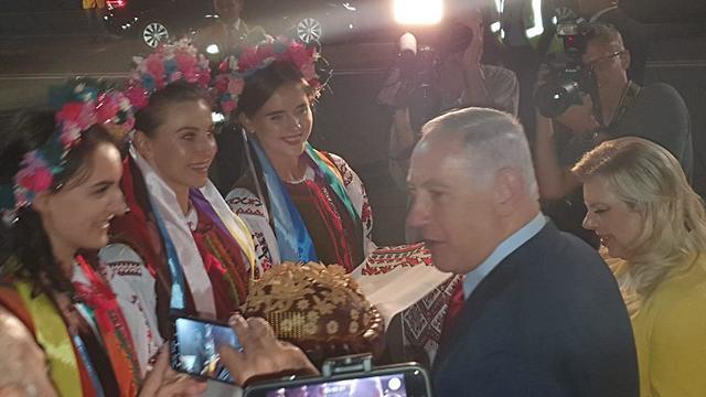У Зеленского не стали осуждать жену Нетаньяху за казус с хлебом в Борисп...