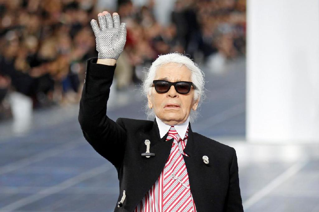 Карл Лагерфельд, модельер, знаменитости умершие в 2019, фото