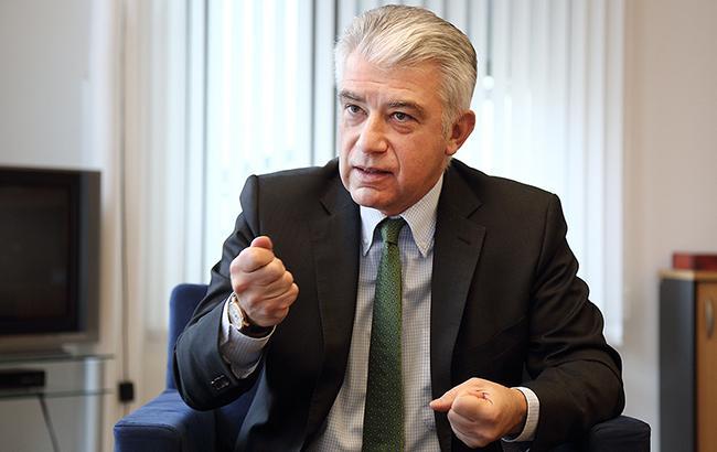РФ должна гарантировать продолжение транзита газа через Украину, - посол...