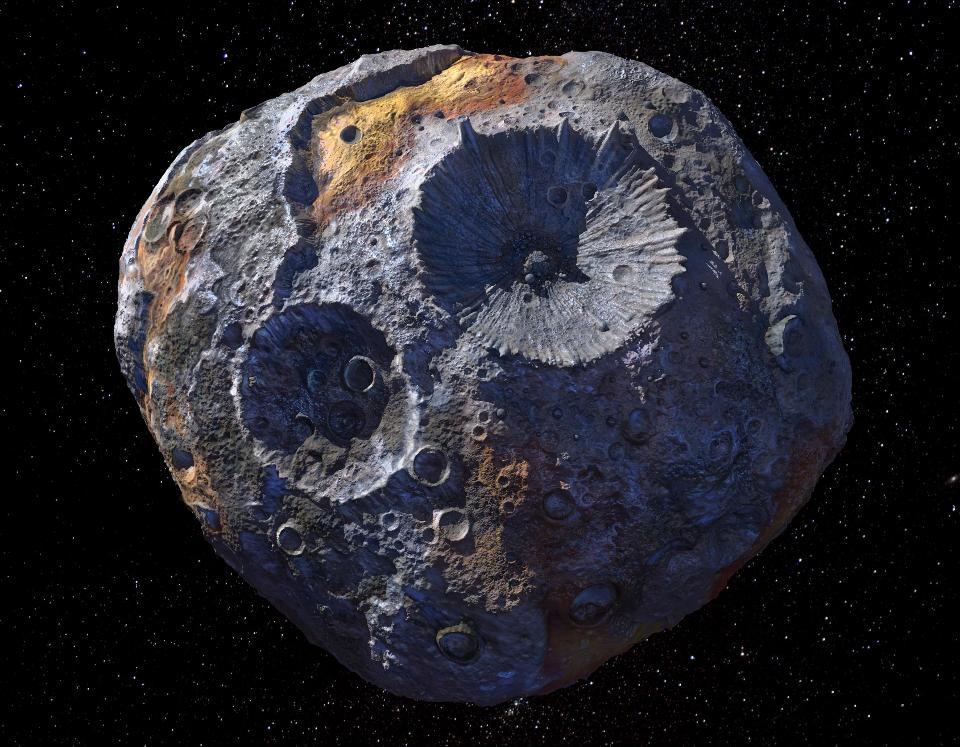 Дороже мировой экономики. NASA исследует астероид стоимостью в квинтилли...