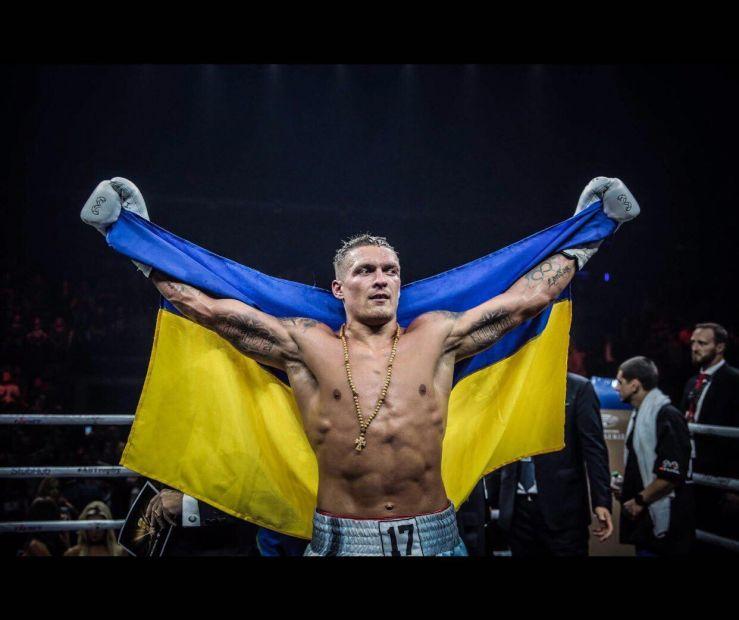 Всемирная боксерская ассоциация пошла навстречу Усику после его отказа о...