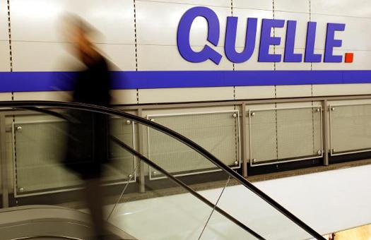 Компания Otto купила обанкротившийся Quelle