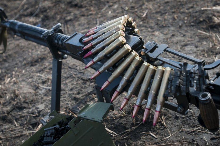 Боевики обстреляли позиции ВСУ из гранатометов