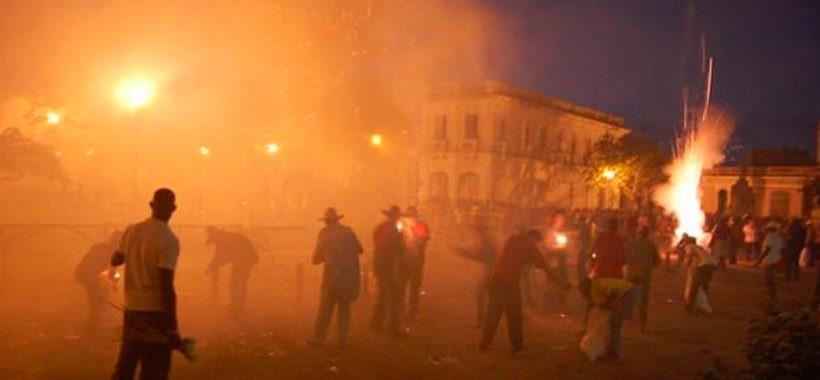 На Кубе 39 человек пострадали от взрыва фейерверков