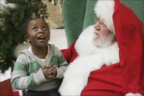 В Германии открылась почта Санта-Клауса