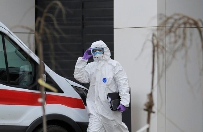 Статистика коронавируса в Украине на 3 июня: за сутки 483 новых случая