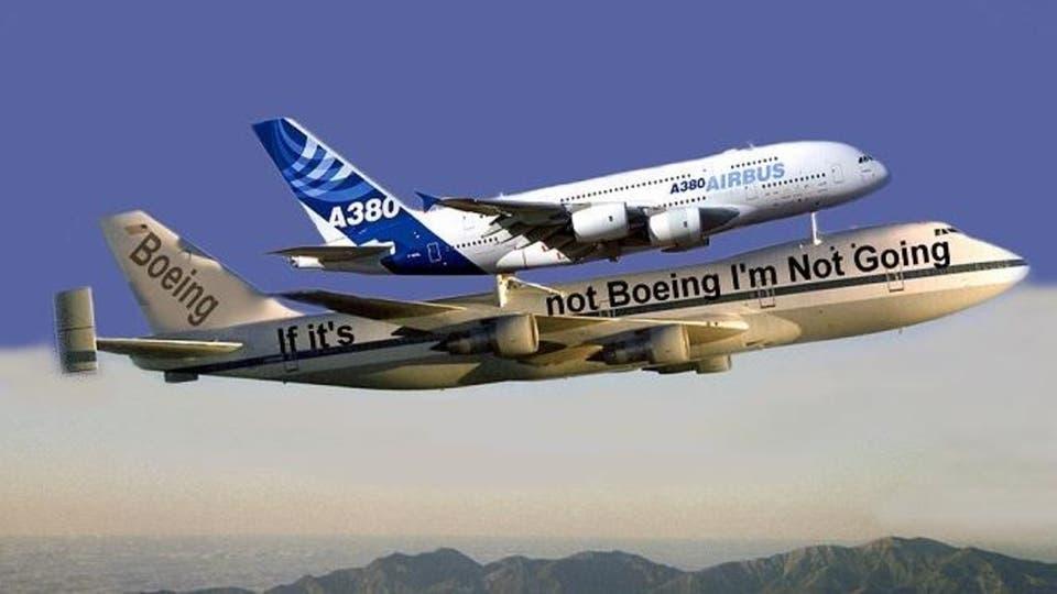 США готовы вести авиационную торговую войну с Евросоюзом