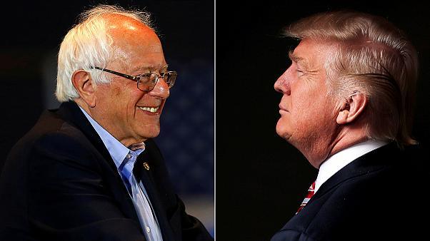 Трамп призвал сторонников Сандерса перейти в Республиканскую партию