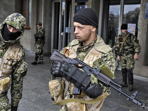 """Террористы """"ЛНР"""" приведены в полную боевую готовность после покушения на..."""