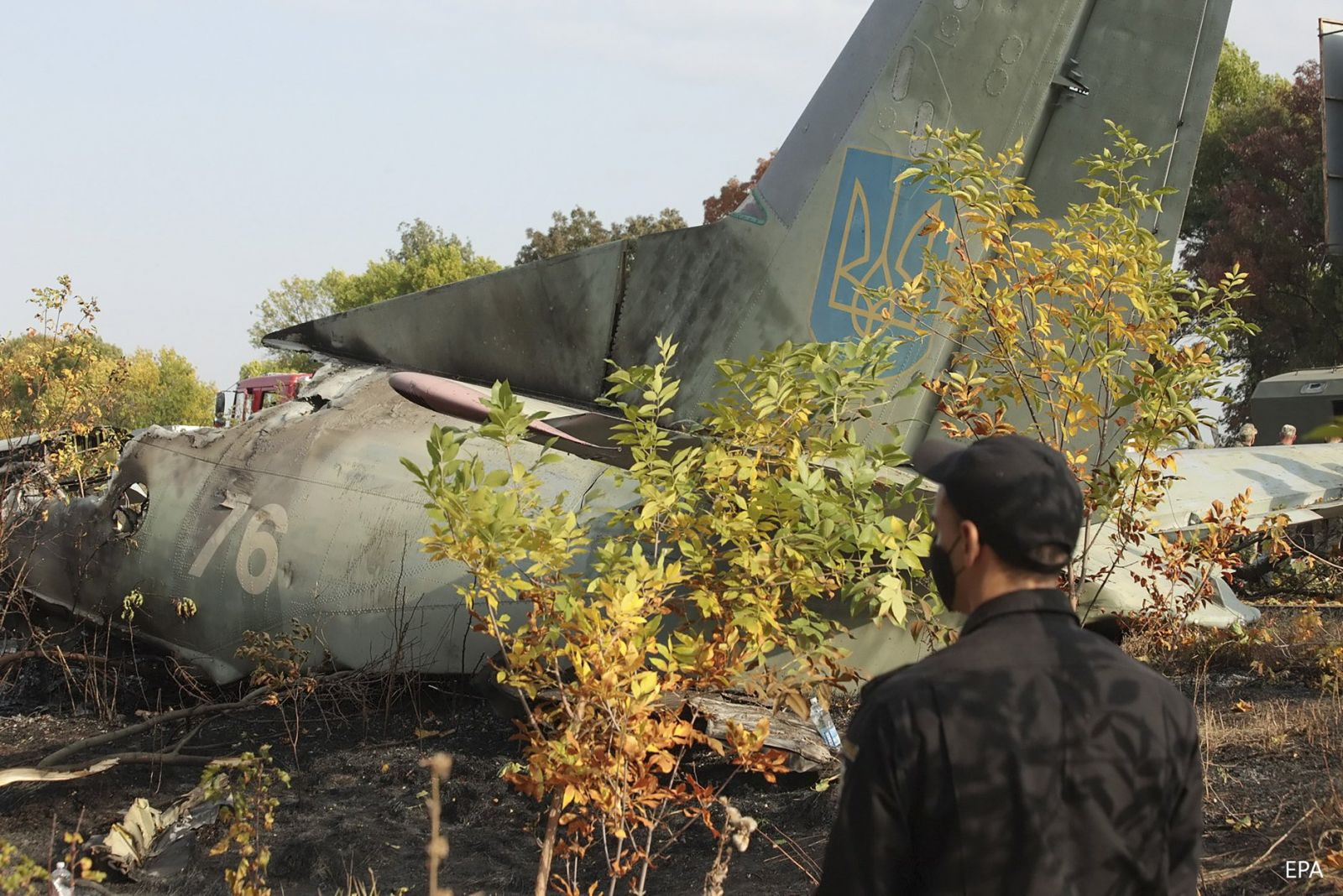 Авиакатастрофа на учениях: все, что известно о крушении самолета под Хар...