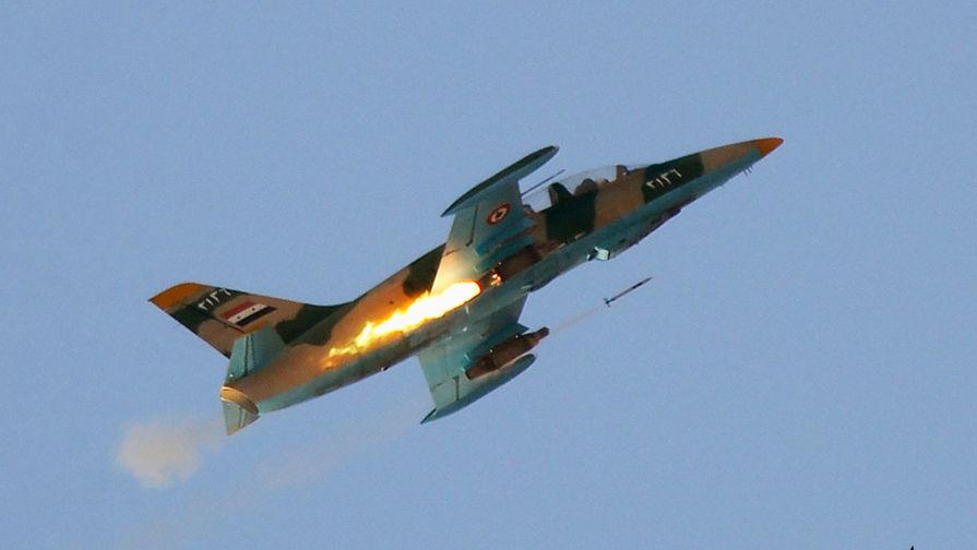 Асад прячет свои самолеты на российской авиабазе, - СМИ