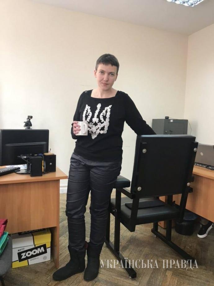 Савченко проверили на полиграфе