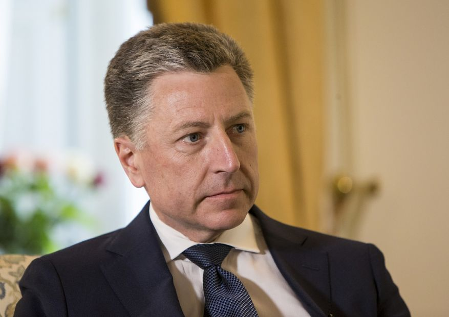 У Волкера есть план по установлению мира на Донбассе, - посол США