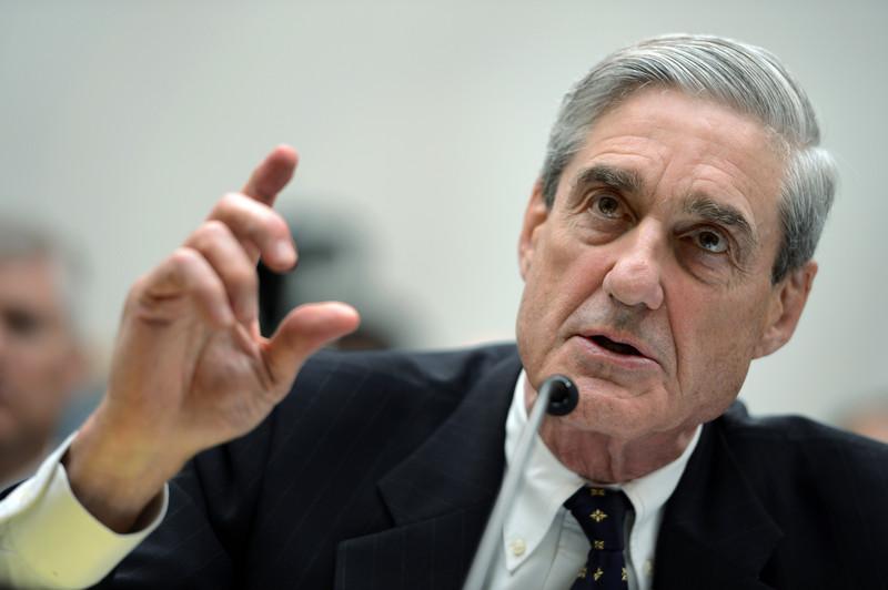 """Трамп обвинил Мюллера в """"сливе"""" данных расследования о вмешательстве РФ..."""