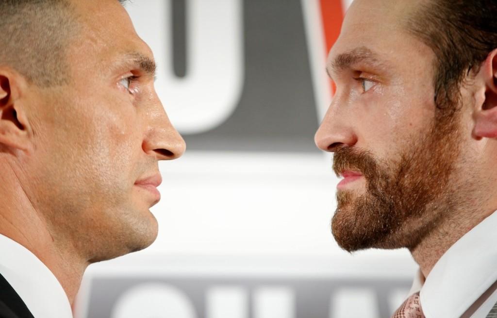 Команда Фьюри подтвердила дату боя-реванша с Кличко