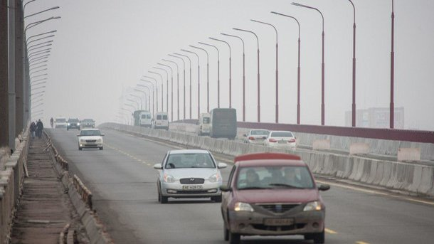 В Днепре закроют Новый мост
