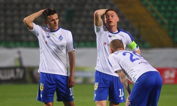 Минздрав разрешил возобновить матчи УПЛ и Кубка Украины 30 мая