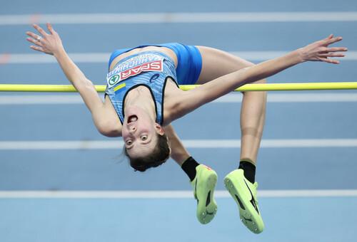 Украинская прыгунья Ярослава Магучих выиграла чемпионат Европы (фото)