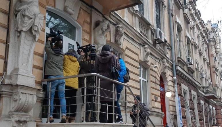 """""""Не связано с деятельностью СМИ"""". НАБУ подтвердили обыски на """"Думская ТВ..."""