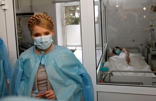 Тимошенко предупредила о второй волне эпидемии