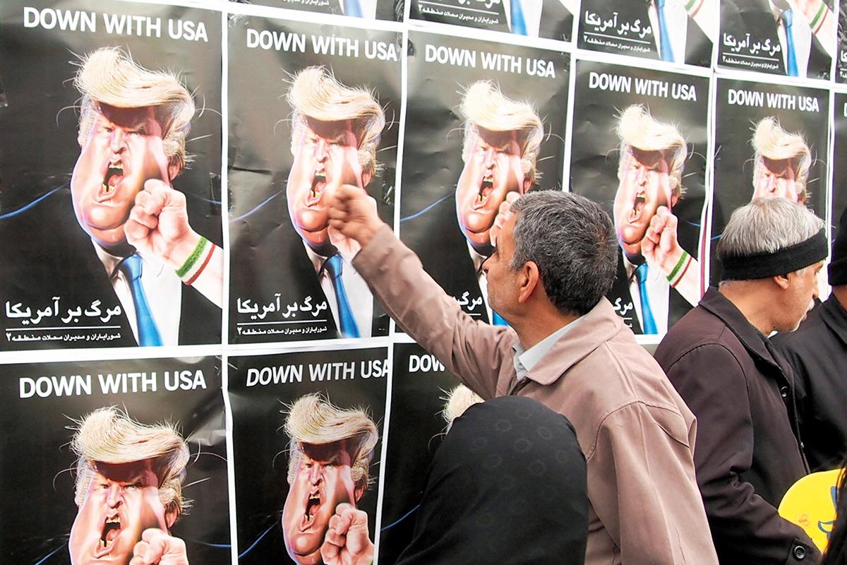 Ни войны, ни дипломатии. Почему Трамп боится решительных действий против...