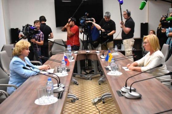 Украина и Россия создадут группу по вопросам заключенных
