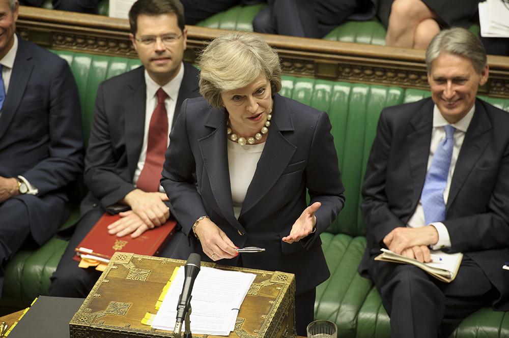Мэй встретится с министрами, чтобы изложить дальнейшую стратегию по Brex...
