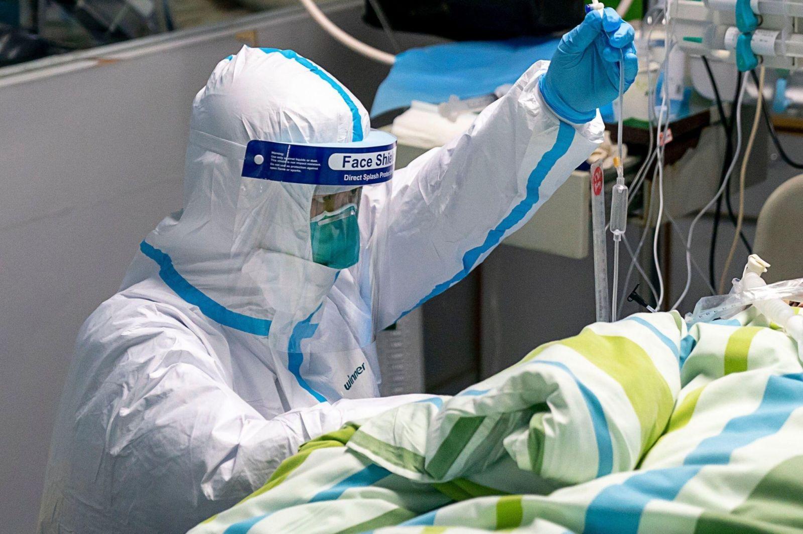 Статистика коронавируса в мире на 25 июля: число больных приближается к...
