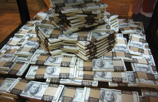 Курсы валют в обменниках стабильны