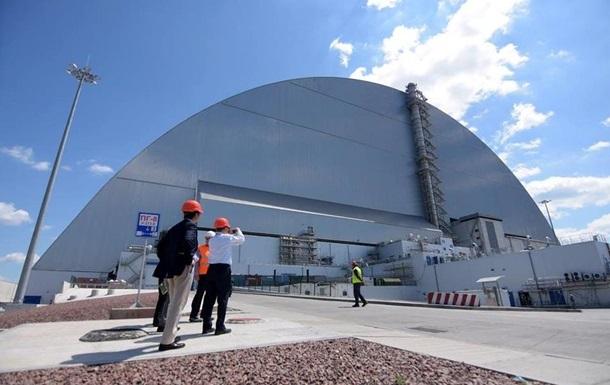 Чернобыльская АЭС будет использовать новое хранилище для ядерных отходов